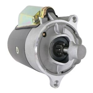 Starter For Ford Auto and Light Truck Bronco 1966-1991 Custom 1965; SFD0078