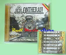 CD ONTHERAIL Soul train SIGILLATO SEALED promo SOULOVE (Xs4) no lp mc dvd