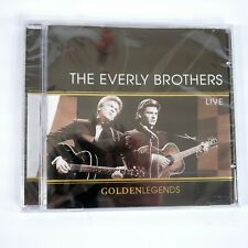 The Everly Brothers Live (Madacy Entertainment CD, 2006) Phil & Don New Sealed