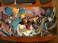 DC COMICS | BATMAN: SWORD OF AZRAEL | 4 ISSUE MINI SERIES | 1992