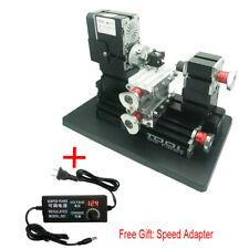 60W 12000r/m Metal Rotating Metalworking Lathe Motor Diy Tools Drilling Machine