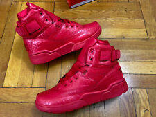 Ewing 33 HI - Red Croc Skin Sz 13 Rare