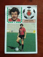 Cromo Armstrong coloca liga 83 84 ediciones este temporada 1983 1984 fútbol