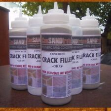 Concrete Dry Crack Filler - White (2 x 32 oz. bottles)