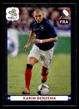 Panini Euro 2012 (Swiss Platinum Edition) Karim Benzema (France) No. 483