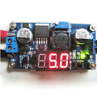 NEW BUCK STEP-DOWN LM2596 POWER CONVERTER MODULE DC 4.0~40 TO 1.3-37V VOLTMETER