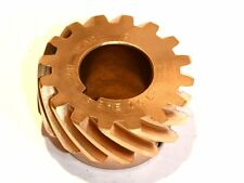 """NEW Union Gear HB812L or 8-BHE-16-LH Helical  0.875 """" Bore 8 Pitch 16 Teeth"""