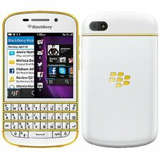 Blackberry Q10 - Gold - Special Edition - Like New!