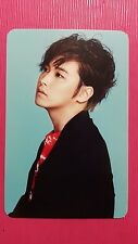 SUPER JUNIOR - M SUNGMIN  [SWING] Official Photocard 3rd Album Photo Card 성민