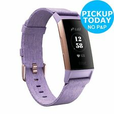 Fitbit Charge 3 Special Edition With NFC Lavender Strap