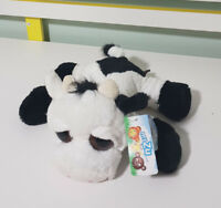 MY ZU FRIENDS CLAIRE COW PLUSH TOY WITH TAG! CUTE TOY! SOFT TOY! 23CM LONG