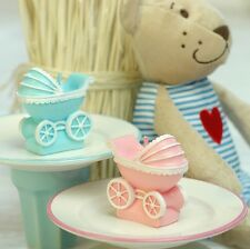 Baby Carriage Silicone Fondant Mould Chocolate Sugarcraft Mold Baking Tool DIY