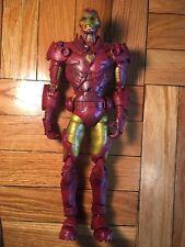 """ToyBiz Marvel Legends Icons Iron Man Gold variant 12"""" Loose Avengers"""