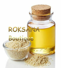 60 ml Huile végétale de Sésame bio pure  - 60 ml