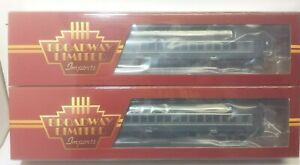 New York Central Railroad 80' Passenger Coach 2 Pack 2024 & 2011  Broadway 6440