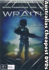 The Wraith DVD NEW, FREE POSTAGE WITHIN AUSTRALIA REGION ALL