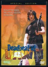 DEADBEAT AT DAWN OOP DVD Jim Van Bebber Horror Synapse Exploitation USED VG