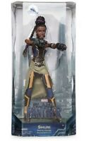 Disney Store Marvel Princess Shuri Special Edition Doll Black Panther NIB