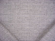 8-5/8Y PINDLER HUN014 HUNTLEY GRANITE GRAY TWEED BASKETWEAVE UPHOLSTERY FABRIC