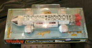 1 Vintage Dinky SPACE 1999 Eagle Transporter Diecast Metal
