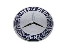 Mercedes-Benz Front Hood Badge Genuine Original