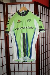 Cannondale Sugoi Uci pro Tour  cycling jersey size L .ALY
