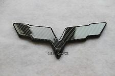 Carbon fiber emblem for Corvette Stingray C6 Z06 ZR1