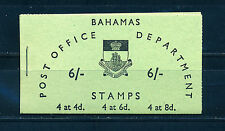 FOLLETO de Bahamas 1965 SB5 6s.