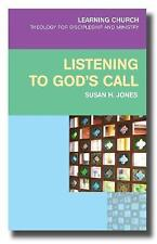 Listening for God's Call (Learning Church), Good Condition Book, Jones, Susan H.