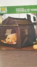 New listing Animal Planet Indoor Outdoor Portable Weather Resistant Folding Pet Kennel
