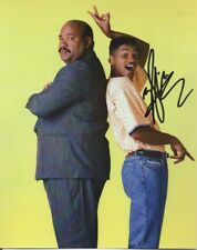 FRESH PRINCE OF BEL AIR - personally signed 10x8 - WILL SMITH