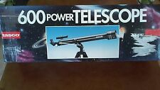 tasco 600 power telescope model # 302050