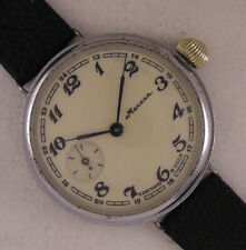 Fully Serviced Hi Grade Molnia 1970 Russian Hi Grade Wrist Watch Perfect
