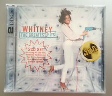 WHITNEY HOUSTON: The GREATEST HITS 2CD+ REMIXES & RARITIES BRAND NEW SEALED CD