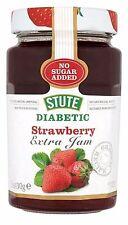 Stute Diabetic Strawberry Extra Jam 430g
