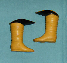 """vintage Mego World's Greatest Super-Heroes WGSH 8"""" THOR BOOTS"""
