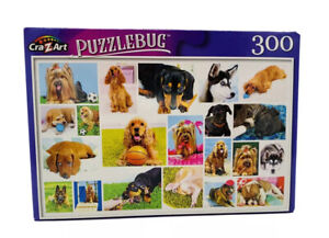"""""""Dogs"""" Collage ~ 300 Pcs Jigsaw Puzzle New"""