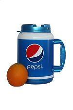 64 Oz Pepsi Plastic Insulated Travel Mug Whirley Drink Works