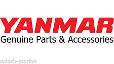 Yanmar Motore 3YM30 s/n E20848 & fino Alternatore Piatte Cintura 128990-77580