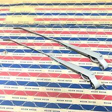 DATSUN NISSAN 720 Pickup Truck Wiper Arm Genuine Parts NOS JAPAN x Pair