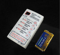 Portable VGA Signal Generator SVGA/XGA For LCD & CRT Multiple Test Signal