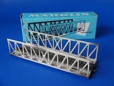 MARKLIN H0 - 7162 - LATTICE-GIRDER BRIDGE - M Track /(17)/ BOX