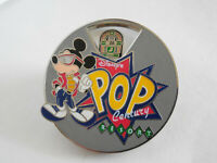 Retired Pop Century Resort Mickey Mouse Spinner Souvenir Pin Walt Disney World
