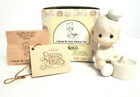 Precious Moments Collection I Would Be Sunk Without You 102970