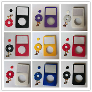 NEW Front Faceplate Housing Case Cover + Clickwheel iPod video 5th 5.5th