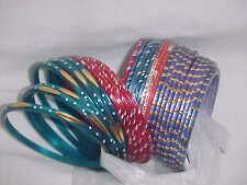 BUNCH Of STUNNING Bangle 4 Sari SKIRT Dress SUIT TOP Outfit BELLY DANCE JEWELRY