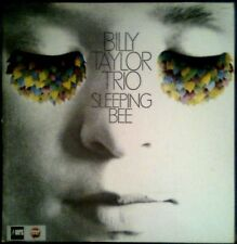 BILLY TAYLOR TRIO - Sleeping Bee - SPAIN LP CFE / Stop Jazz / MPS 1981 - 33rpm
