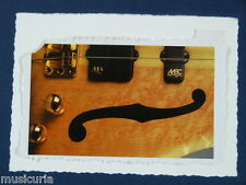ar/ handmade greetings / birthday fathers day card music WARWICK STREAMER BASS