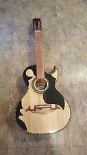 Guitarras De Parracho  Micas Bajo Quinto (Pickguards Only) Black003