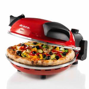 Forno pizza in 4 minuti elettrico 909 Ariete Da Gennaro pietra refrattaria Rotex